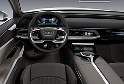 Audi Prologue Allroad - Cockpit