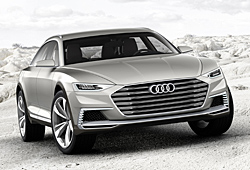 Audi Prologue Allroad - Frontansicht