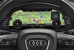 Audi Q7 - Effizienzassistent