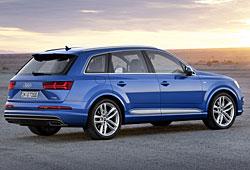 Audi Q7 - Seite