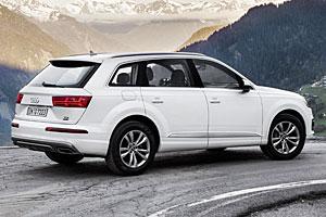 Audi Q7 - Erweitertes Turbodiesel-Angebot