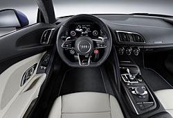 Audi R8 V10 - Cockpit