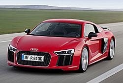 Audi R8 V10 Plus - Frontansicht