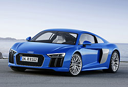 Audi R8 V10 - Frontansicht
