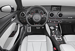 Audi RS3 Sportback - Cockpit