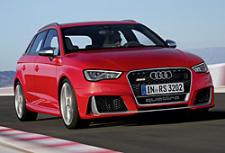 Audi RS3 Sportback - Frontansicht