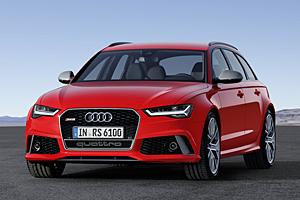 Audi RS6 Avant Performance - Außenansicht