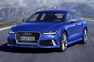 Audi RS7 Sportback Performance - Außenansicht