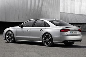 Audi S8 plus - Heckansicht