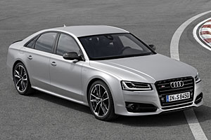 Audi S8 Plus - Frontansicht