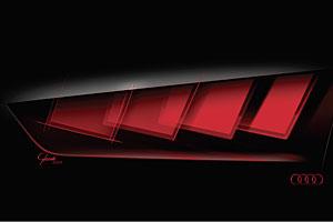 Matrx-OLED-Technologie - Audi