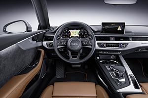 Audi A5 - Cockpit