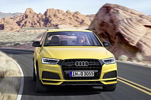 Audi Q3 - modifiziert
