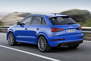 Audi RS Q3 Performance -  Heckansicht