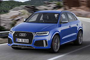 Audi RS Q3 Performance - Frontansicht