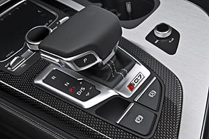 Audi SQ7 TDI - Wählhebel Tiptronic