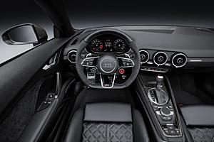 Audi TT RS - Cockpit