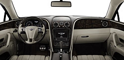 Bentley Flying Spur - Cockpit