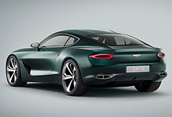 Bentley EXP 10 Speed 6 - Heckansicht