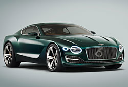 Bentley ECP 10 Speed 6