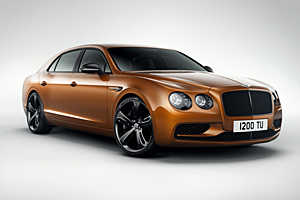 Bentley Flying Spur W12 S: Mit erstarktem W12