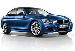 BMW 3er Limousine mit M Sportpaket