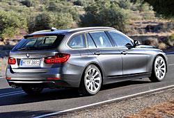 BMW 3er Touring hintere Seitenansicht