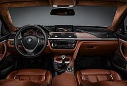 BMW Concept 4 Coupé Cockpit