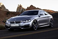BMW Concept 4 Coupé