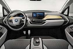 BMW i3 Coupe Concept Innenraum