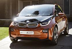 BMW i3 Coupé Concept Frontansicht