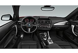 BMW 2er Coupe - Cockpit