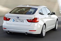 BMW 3er Gran Turismo - Heckansicht