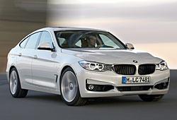 BMW 3er Gran Turismo Frontansicht