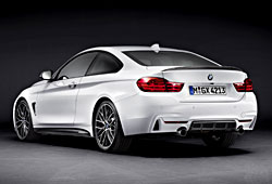 BMW M Performance 4er - Heckansicht