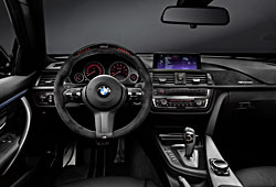 BMW M Performance 4er - Cockpit