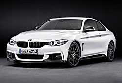 BMW M Performance 4er - Frontansicht
