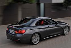 BMW 4er Cabrio - geschlossen
