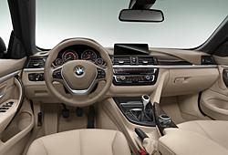 BMW 4er Cabrio - Cockpit