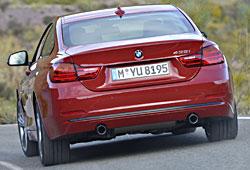 BMW  4er - Heckansicht