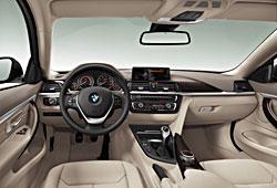 BMW 4er - Cockpit