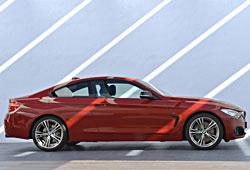 BMW 4er - Sport Line - Seitenansicht