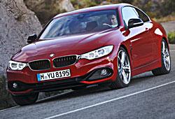 BMW 4er - Sport Line - Frontansicht