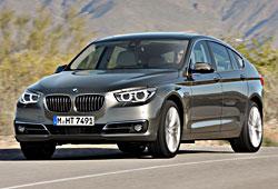 BMW 5er Gran Turismo - Frontansicht
