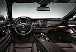 BMW 5er Limousine - Innenraum