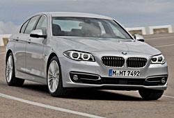 BMW 5er Limousine - Frontansicht