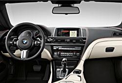 BMW 6er Coupé M Sport Edition Innenraum