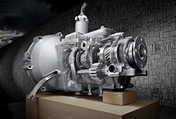 BMW 328 - Getriebenachbau