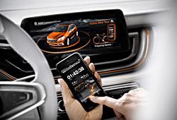 BMW Concept Active Tourer Outdoor - Monitor