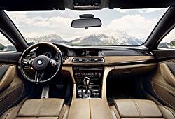 BMW Pininfarina Gran Lusso Coupe - Cockpit